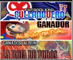 Rey del Foro 2013, Futgoolero Bullanguero, Ganador Album Virtual y  la Roja de Todos