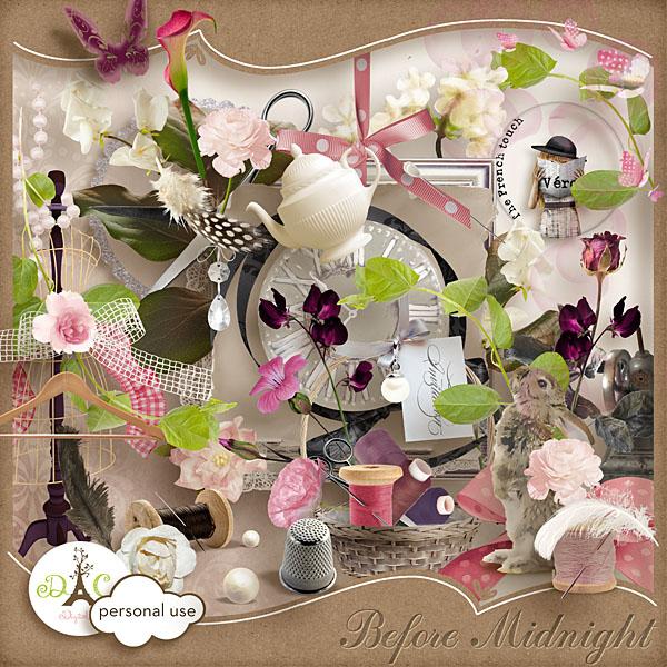Véro - MAJ 02/03/17 - Spring has sprung ...  - $1 per pack  - Page 2 Pv-el-ments-362dbad